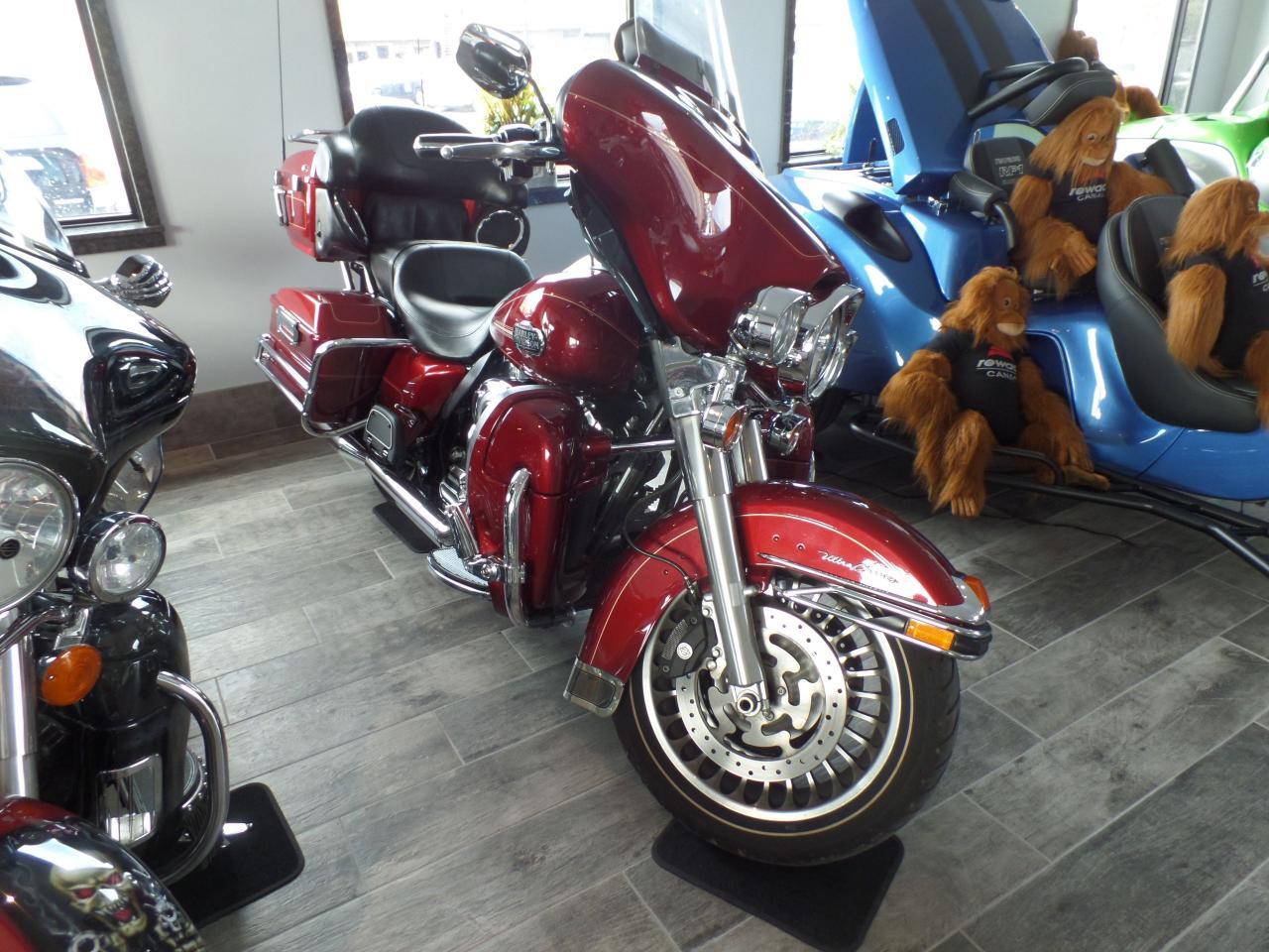 2010 Harley-Davidson Electra Glide Ultra Classic Ltd. Touring