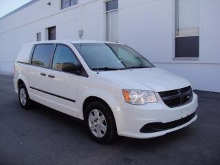 Used 2012 Dodge Caravan C/V WORK VAN-NO ACCIDEANTS,3.6L V6,REAR SHELVES for sale in North York, ON