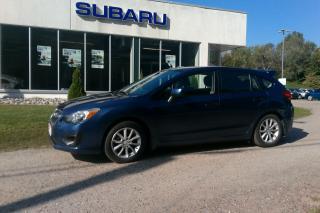 Used 2012 Subaru Impreza 2.0i w/Touring Pkg for sale in Minden, ON