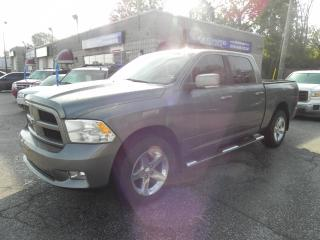 Used 2009 RAM 1500 SLT * CREW * LEATHER * ROOF * 4X4 for sale in Windsor, ON