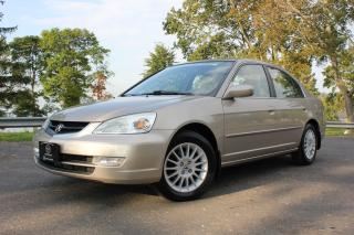 Used 2002 Acura EL Premium for sale in Oshawa, ON