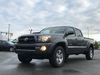 Used 2011 Toyota Tacoma TRD Sport for sale in Langley, BC