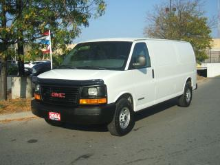 Used 2004 GMC Savana 2500 EXTENDED for sale in York, ON