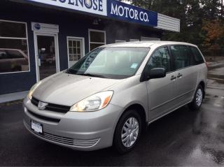 Used 2005 Toyota Sienna CE for sale in Parksville, BC
