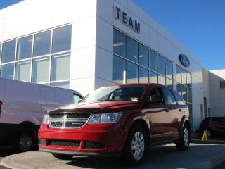 Used 2014 Dodge Journey ACCIDENT FREE, ALLOY WHEELS, CRUSE, AIR CONDITIONING, CLTH, FWD for sale in Edmonton, AB