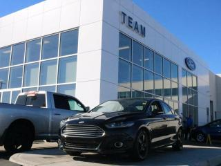 Used 2013 Ford Fusion Titanium, 2.0L I4, roof , Leather , Navigation, Blind Spot, Lane Keep Assist, Adaptive Cruise for sale in Edmonton, AB