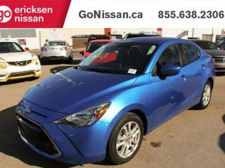 Used 2016 Toyota Yaris Premium 4dr Sedan for sale in Edmonton, AB