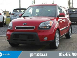Used 2010 Kia Soul 4u AIR TILT CRUISE VERSATILITY OF A SUV AND CONVENIENCE & EASE OF A CAR for sale in Edmonton, AB