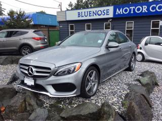 Used 2015 Mercedes-Benz C-Class C 400 4Matic for sale in Parksville, BC