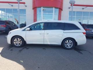 Used 2015 Honda Odyssey EX for sale in Red Deer, AB