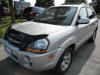 Used 2009 Hyundai Tucson Limited for sale in Ajax, ON