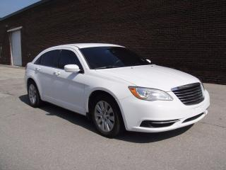 Used 2013 Chrysler 200 LX MODEL-NO ACCIDENTS,LOADED,KEYLESS ENTRY for sale in North York, ON