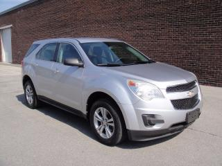 Used 2010 Chevrolet Equinox LS MODEL-LOADED,AWD,ZERO ACCIDENTS,BLUETOOTH for sale in North York, ON