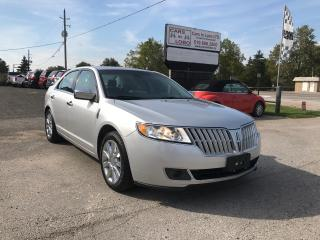 Used 2012 Lincoln MKZ for sale in Komoka, ON