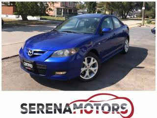 Used 2007 Mazda MAZDA3 GT for sale in Mississauga, ON