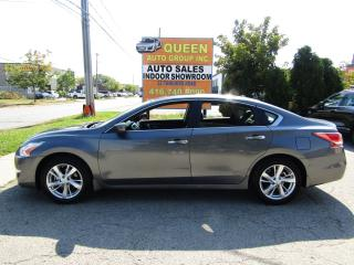 Used 2015 Nissan Altima 2.5 SV   Reverse Cam   Push To Start for sale in North York, ON