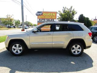 Used 2011 Jeep Cherokee Laredo   4 Wheel Drive   Navigation   Leather for sale in North York, ON
