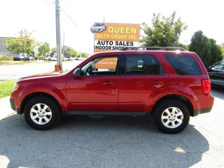 Used 2011 Mazda Tribute Low Kilometers | 4 Wheel Drive for sale in North York, ON