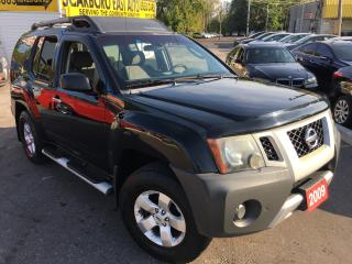 Used 2009 Nissan Xterra S/AUTO/4WD/ALLOYS/ROOF RACKS/CLEAN for sale in Scarborough, ON