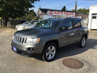 Used 2011 Jeep Compass North Edition/4x4/Automatic/Certified for sale in Scarborough, ON
