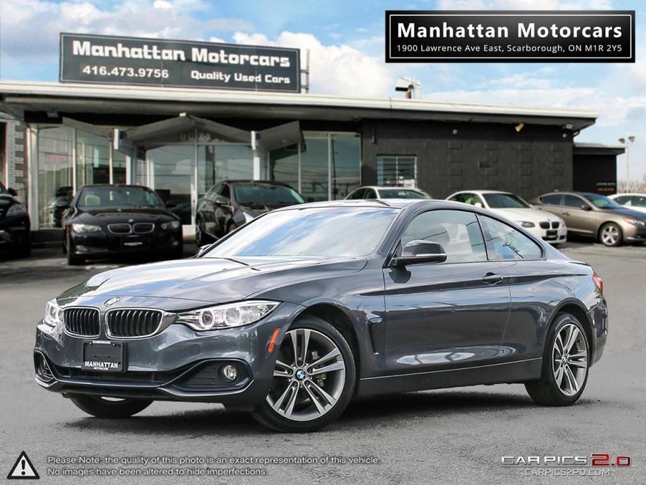 2014 BMW 428i 428i X-DRIVE |NAV|CAMERA|1 OWNER|WARRANTY|RED INT