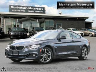 Used 2014 BMW 428i 428i X-DRIVE |NAV|CAMERA|1 OWNER|WARRANTY|RED INT for sale in Scarborough, ON
