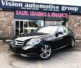 Used 2014 Mercedes-Benz E-Class E250 BlueTEC|4MATIC|NAV|SUNROOF|HEATED SEATS for sale in North York, ON