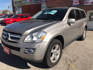 Used 2008 Mercedes-Benz GL320 CDI 3.0L CDI- DIESEL- SAFETY&WARRANTY INCLUDED for sale in Cambridge, ON