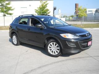 Used 2010 Mazda CX-9 AWD, 7 Passenger, Black on Black, 3/Y warranty ava for sale in North York, ON