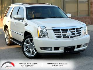 Used 2010 Cadillac Escalade Luxury | Navigation | Sunroof | Backup Camera for sale in North York, ON