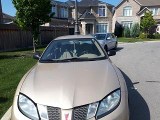 Used 2004 Pontiac Sunfire Basic for sale in Aurora, ON
