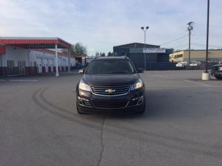 Used 2015 Chevrolet Traverse LT for sale in Surrey, BC