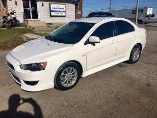 Used 2013 Mitsubishi Lancer SE for sale in Hornby, ON