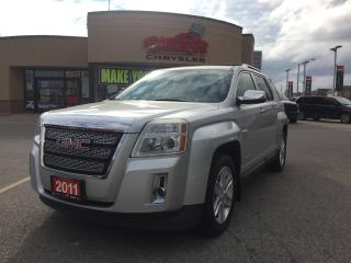 Used 2011 GMC Terrain SLT-2 SUNROOF LEATHER HEATED SEATS for sale in Scarborough, ON