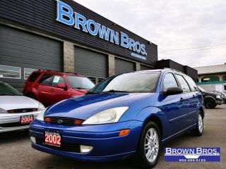 Used 2002 Ford Focus SE SPORT for sale in Surrey, BC