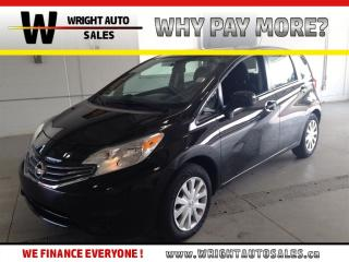 Used 2014 Nissan Versa Note SV|LOW MILEAGE|BACKUP CAMERA|34,435 KMS for sale in Cambridge, ON