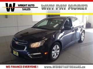 Used 2015 Chevrolet Cruze 1LT|LOW MILEAGE|BACKUP CAMERA|36,984 KMS for sale in Cambridge, ON