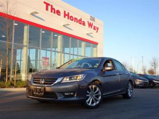 Used 2015 Honda Accord Sedan Sport for sale in Abbotsford, BC