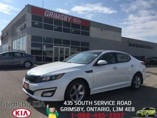 Used 2015 Kia Optima LX...THE COMPLETE PACKAGE!!! for sale in Grimsby, ON