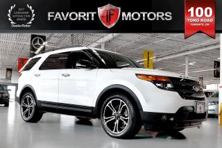 Used 2014 Ford Explorer Sport ECOBOOST AWD | 7-PASSENGER | NAV | BACK CAM for sale in North York, ON