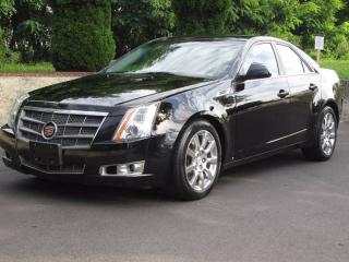Used 2008 Cadillac CTS fully loaded AWD for sale in Hamilton, ON