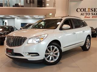 Used 2016 Buick Enclave PREMIUM-AWD-NAVIGATION-DUAL ROOF-ONLY 19KM for sale in York, ON