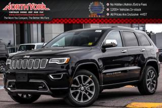 New 2018 Jeep Grand Cherokee New Car Overland|4x4|Blind-Spot|Cross-Path|20