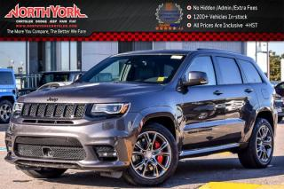 New 2018 Jeep Grand Cherokee New Car SRT|4x4|Trailer Tow, High Perform.Audio Pkgs|20