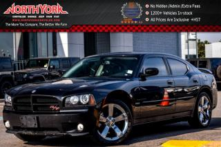 Used 2010 Dodge Charger R/T|Sunroof|Leather|Nav|Heat Frnt Seats|R.Start|18