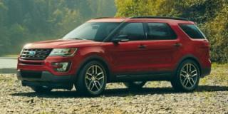 New 2017 Ford Explorer Platinum for sale in Stratford, ON
