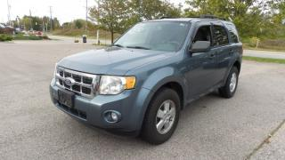 Used 2010 Ford Escape XLT for sale in Stratford, ON