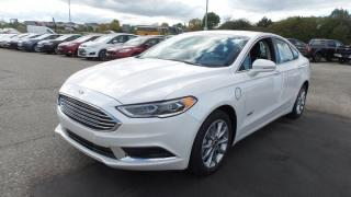 New 2018 Ford Fusion ENERGI SE for sale in Stratford, ON