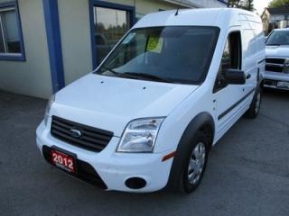 Used 2012 Ford Transit Connect CARGO MOVING XLT MODEL 2 PASSENGER 2.0L - DOHC.. BACK-UP CAMERA.. IN-CARGO SHELVING.. SYNC TECHNOLOGY.. KEYLESS ENTRY.. for sale in Bradford, ON