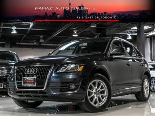 Used 2012 Audi Q5 3.2L|NAVI|B.SPOT|B&O|REAR CAM|PANO|LOADED for sale in North York, ON